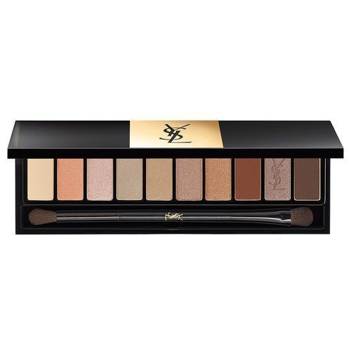 Yves Saint Laurent Full Couture Variation Eyeshadow Palette 2 Tuxedo Palette