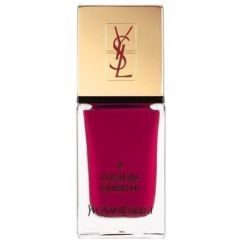 Yves Saint Laurent La Laque Couture Fuchsia Cubiste