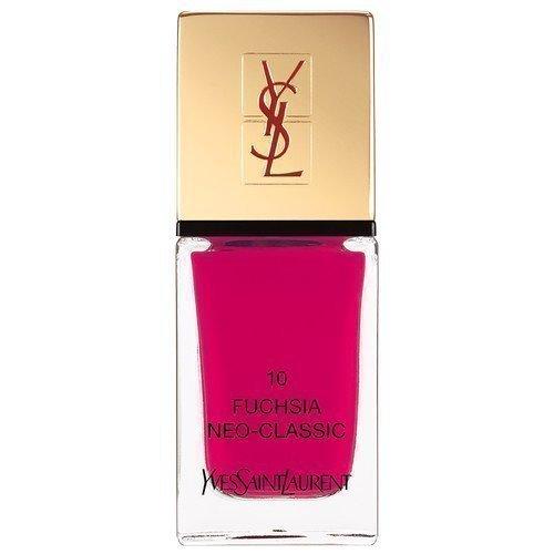 Yves Saint Laurent La Laque Couture Fuchsia Neo-Classic