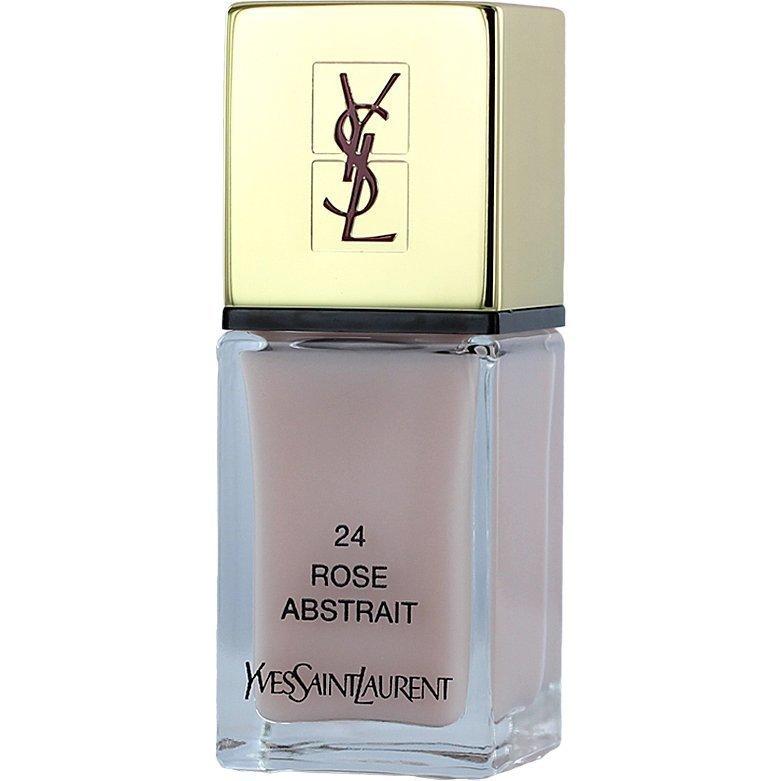 Yves Saint Laurent La Laque Couture Nail Lacquer N°24 Rose Abstrait 10ml