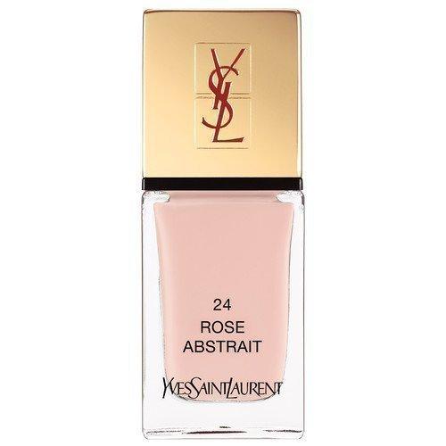 Yves Saint Laurent La Laque Couture Rose Abstrait