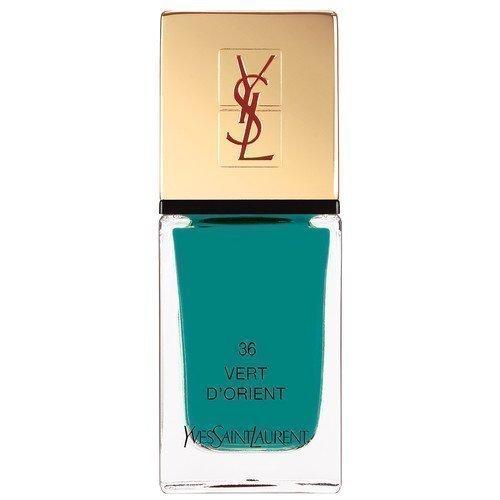 Yves Saint Laurent La Laque Couture Vert D'Orient
