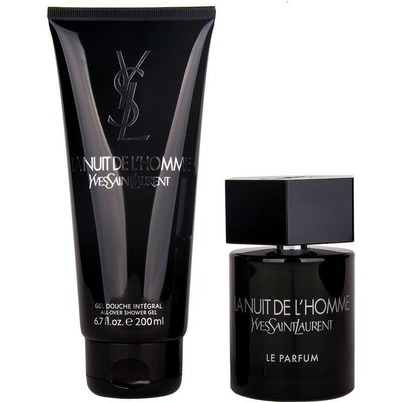 Yves Saint Laurent La Nuit De L'Homme DuoOver Shower Gel 200ml