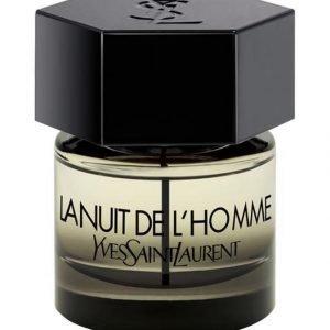 Yves Saint Laurent La Nuit De L'homme Eau De Toilette Spray Tuoksu Miehelle