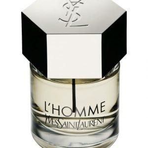 Yves Saint Laurent L'homme Eau De Toilette Spray Tuoksu Miehelle