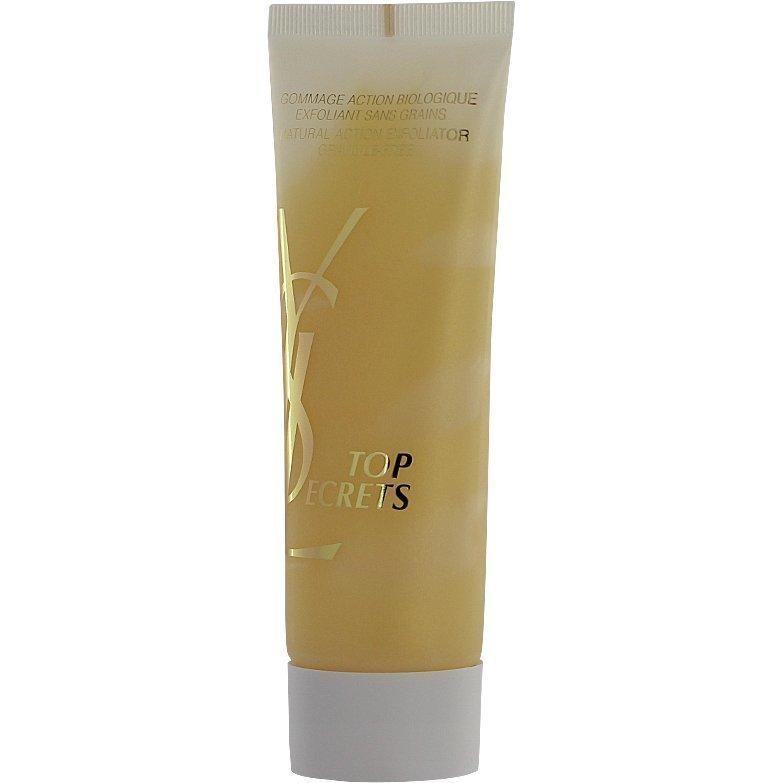 Yves Saint Laurent Top Secrets Natural Action Exfoliator 75ml