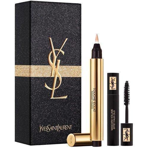 Yves Saint Laurent Touche Éclat & Mascara Volume Effet Faux Cils Gift Box