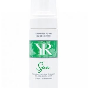 Yvonne Ryding Yr Spa Shower Foam 180 Ml Puhdistusvaahto
