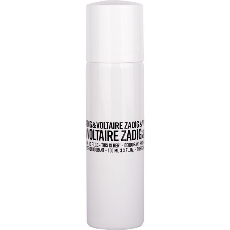 Zadig & Voltaire This Is Her! Deospray 100ml