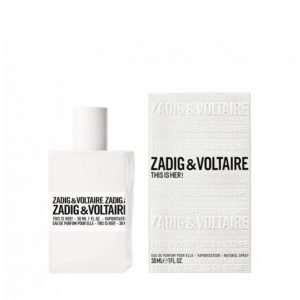 Zadig & Voltaire This Is Her Edp 30 Ml Hajuvesi