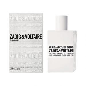 Zadig & Voltaire This Is Her! Edp Tuoksu 50 ml