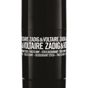 Zadig & Voltaire This Is Him! Deo Stick Deodorantti