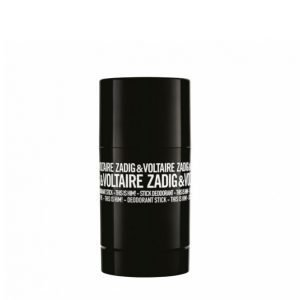 Zadig & Voltaire This Is Him Deostick 75 Ml Deodorantti