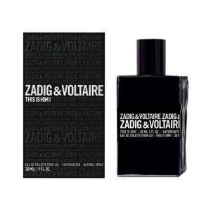 Zadig & Voltaire This Is Him! Edt Tuoksu 30 ml