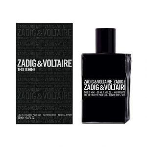Zadig & Voltaire This Is Him! Edt Tuoksu 50 ml
