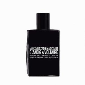 Zadig & Voltaire This is Him Edt 50 ml Tuoksu