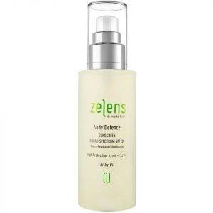 Zelens Body Defence Sunscreen Spf 30 125 Ml