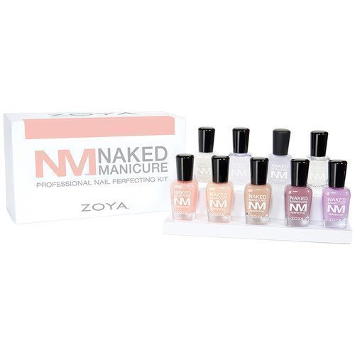 Zoya Naked Manicure Professional Nail Perfecting Kit