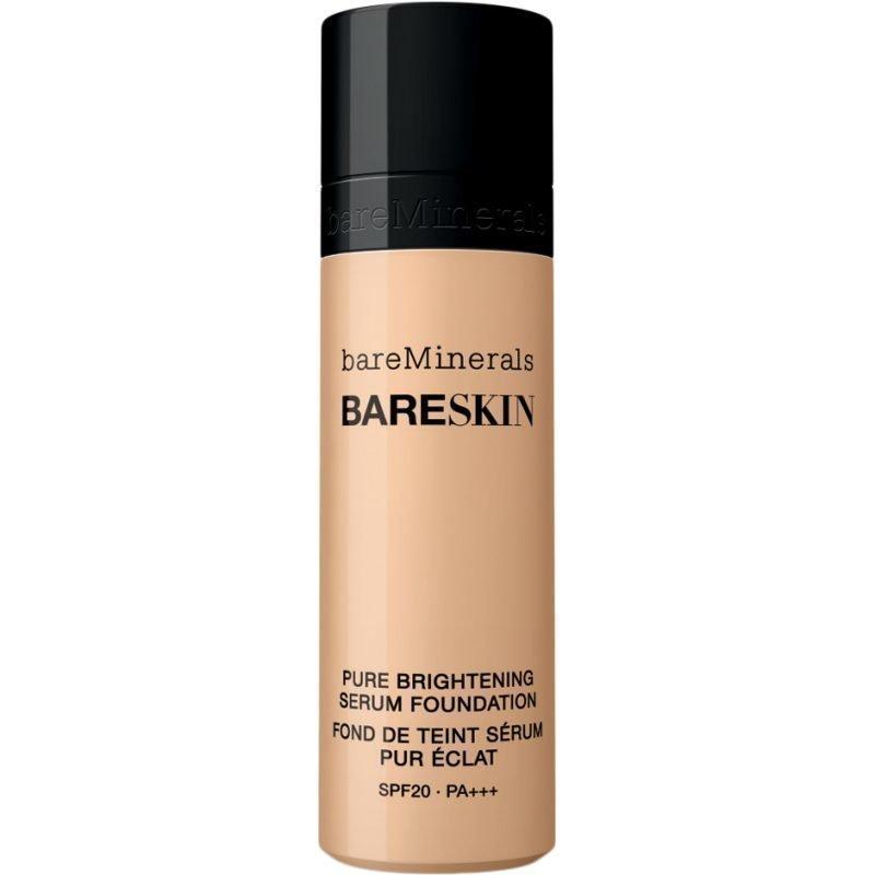 bareMinerals Bareskin Pure Brightening Serum Foundation 02 Bare Shell SPF20 30ml