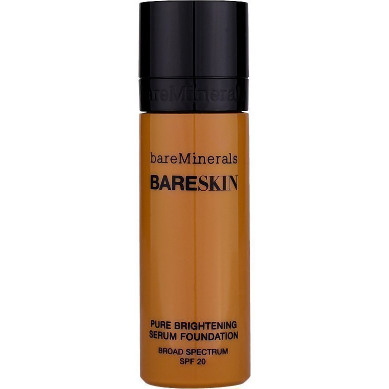 bareMinerals Bareskin Pure Brightening Serum Foundation 17 Bare Maple SPF20 30ml