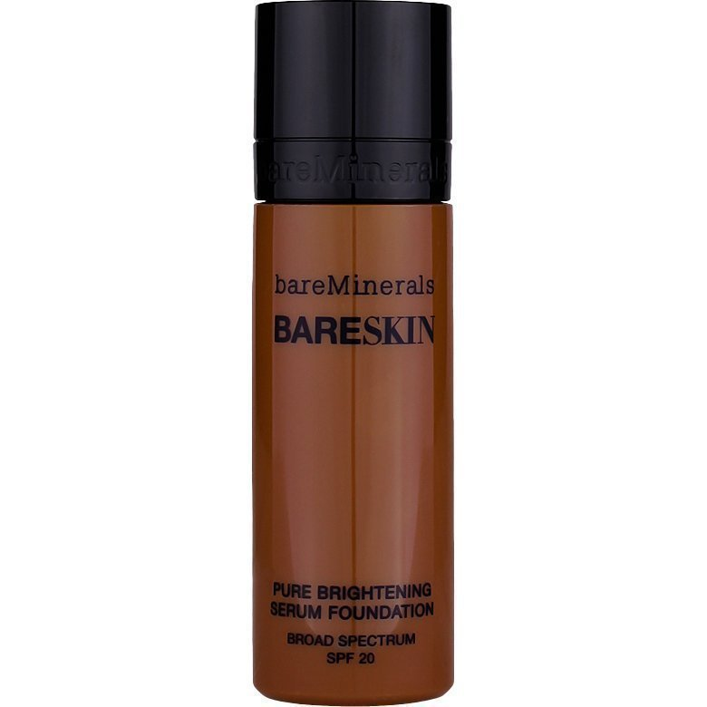 bareMinerals Bareskin Pure Brightening Serum Foundation 19 Bare Espresso SPF20 30ml