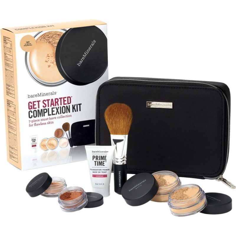 bareMinerals Get Started Complexion Kit Light