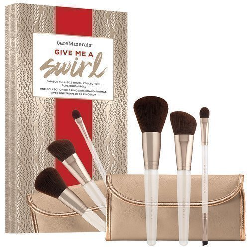 bareMinerals Give Me a Swirl Complexion Brush Collection