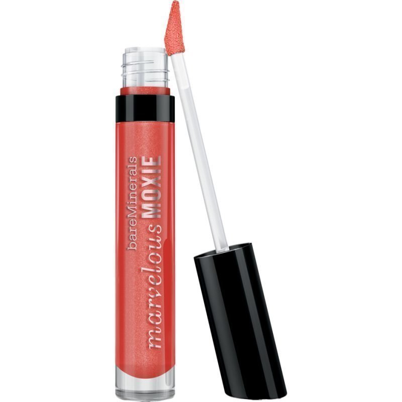 bareMinerals Marvelous Moxie Lipgloss Party Starter 4