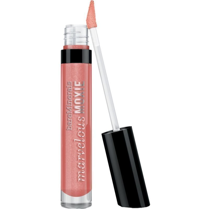 bareMinerals Marvelous Moxie Lipgloss Show Off 4