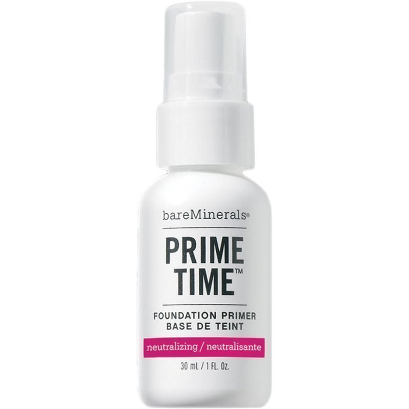 bareMinerals Prime Time Foundation Primer Neutralizing 30ml