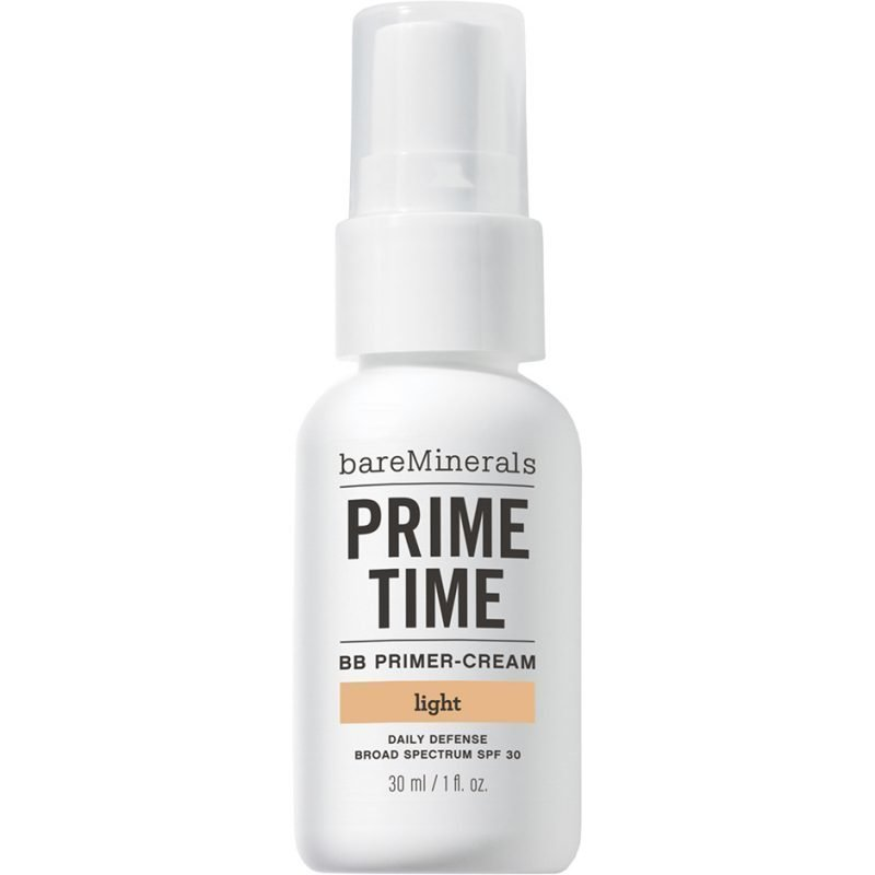 bareMinerals Prime TimeCream SPF30 Light 30ml