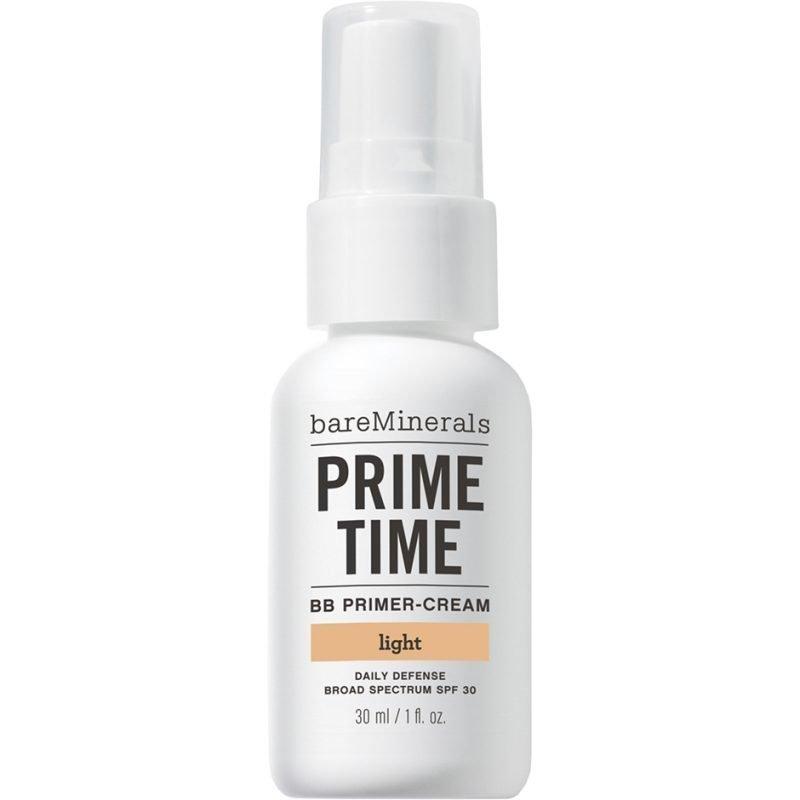 bareMinerals Prime TimeCream SPF30 Light 30ml