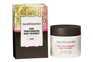 bareMinerals Pure Transformation Night Treatment - Clear