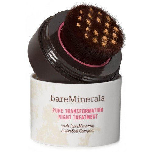 bareMinerals Pure Transformation Night Treatment Tan