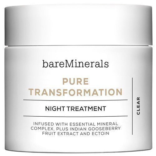 bareMinerals Pure Transformation Transparent Night Treatment