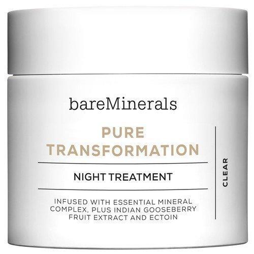 bareMinerals Pure Transformation Transparent Night Treatment