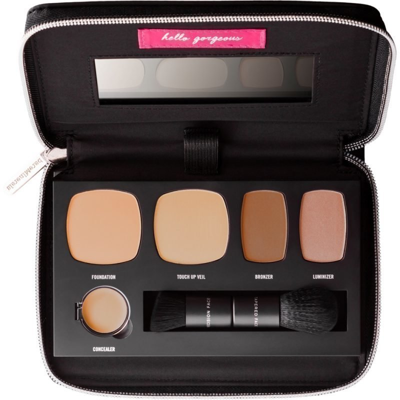 bareMinerals Ready To Go Complexion Perfection Palette R330 Golden Tan