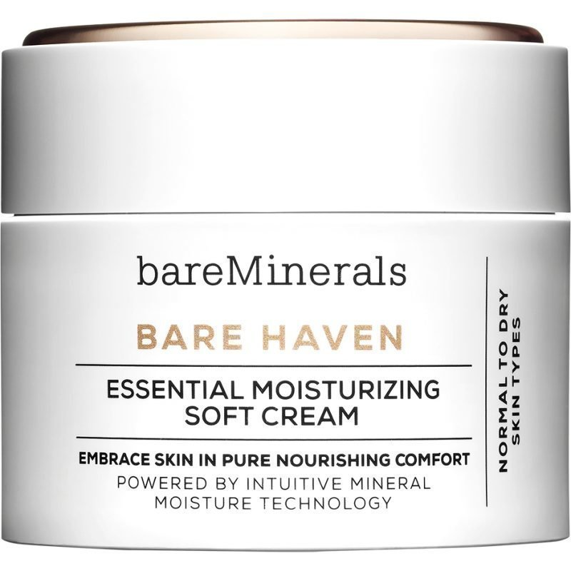 bareMinerals Skinsorials Bare Haven Essential Moisturizing Soft Cream 50ml