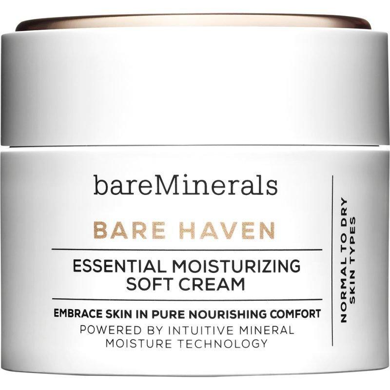 bareMinerals Skinsorials Bare Haven Essential Moisturizing Soft Cream 50ml