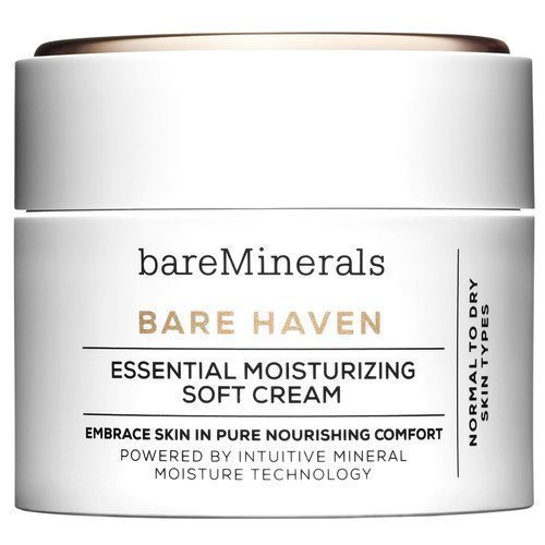 bareMinerals Skinsorials Bare Haven Essential Moisturizing Soft Cream