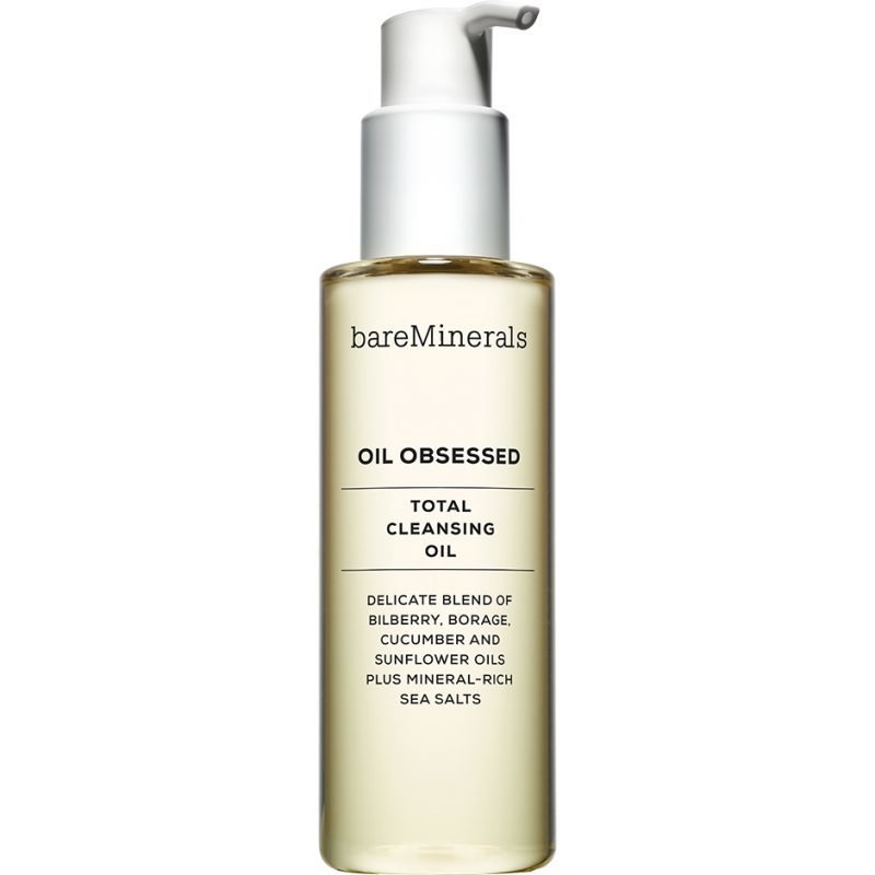 bareMinerals Skinsorials Oil Obsessed Total Cleansing Oil 180ml