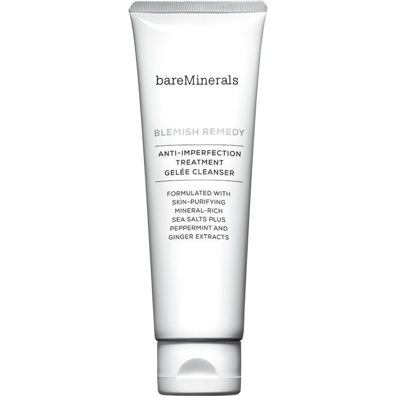 bareMinerals SkinsorialsImperfection Treatment Gelée Cleanser 120ml