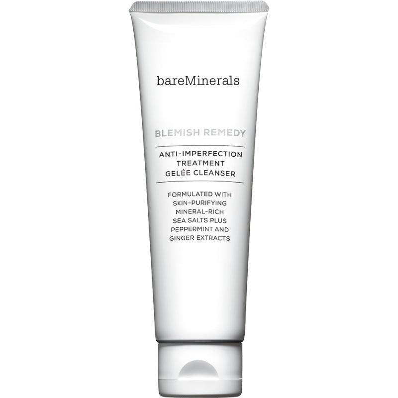bareMinerals SkinsorialsImperfection Treatment Gelée Cleanser 120ml