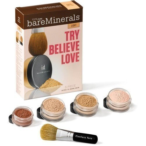 bareMinerals Try Believe Love Kit Tan/Medium Tan