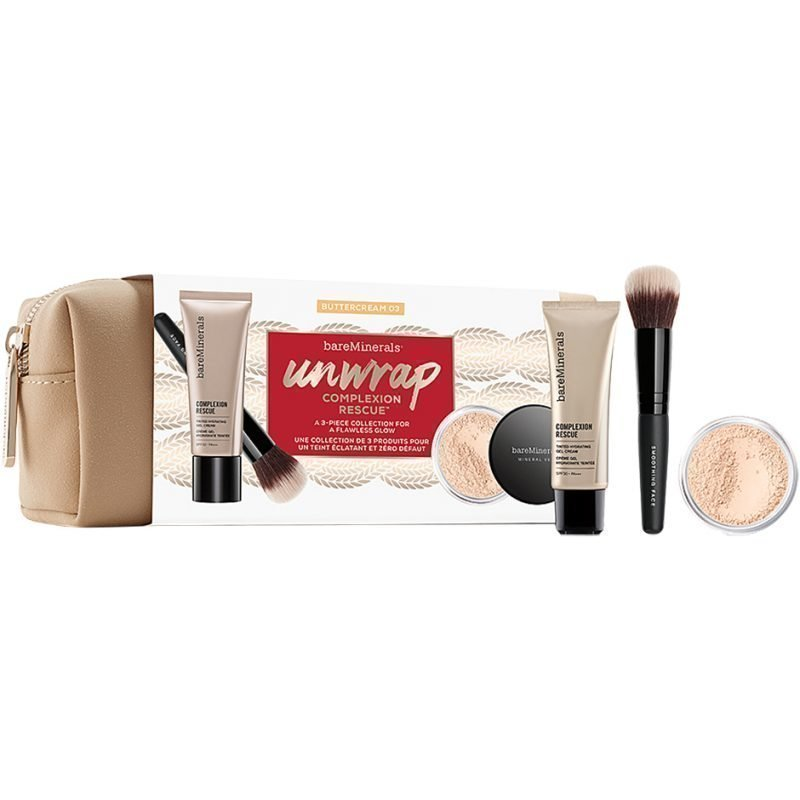 bareMinerals Unwrap Complexion Rescue 3 Pcs Buttercream 3
