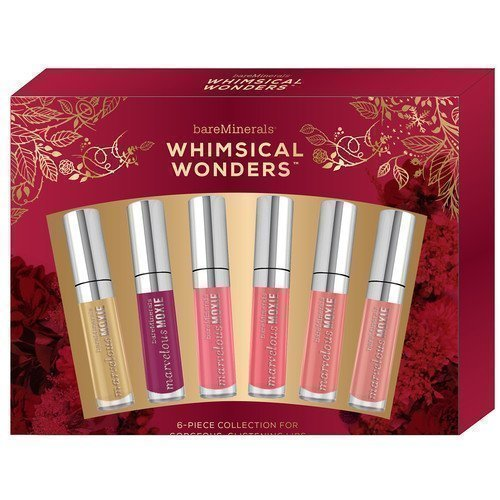 bareMinerals Whimsical Wonders Mini Moxie Lipgloss Collection
