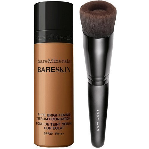 bareMinerals bareSkin Almond & Perfecting Face Brush