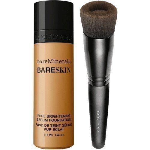 bareMinerals bareSkin Caramel & Perfecting Face Brush