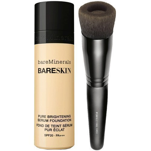 bareMinerals bareSkin Cream & Perfecting Face Brush