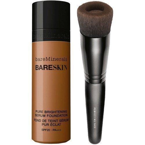 bareMinerals bareSkin Espresso & Perfecting Face Brush